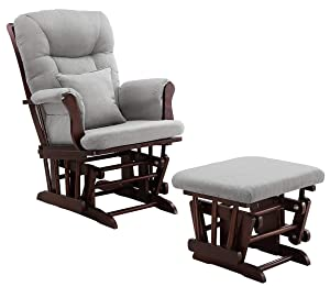 Angel Line Monterey Glider and Ottoman Cushion