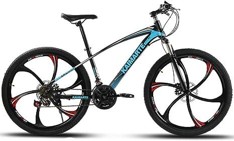 Link Co Bicicleta 24 Pulgadas 27 Velocidad Absorción de Choque ...