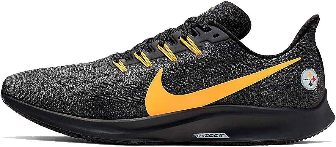 Nike Air Zoom Pegasus 36 Steelers Mens
