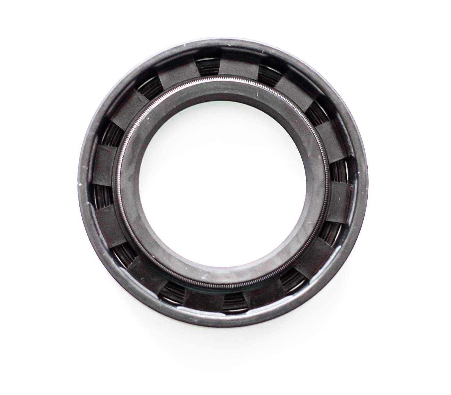 Oil Seal 30X50X10 Oil Seal Grease Seal TC  EAI Double Lip w//Garter Spring 1.181x1.969x0.394 Single Metal Case w//Nitrile Rubber Coating 30mmX50mmX10mm