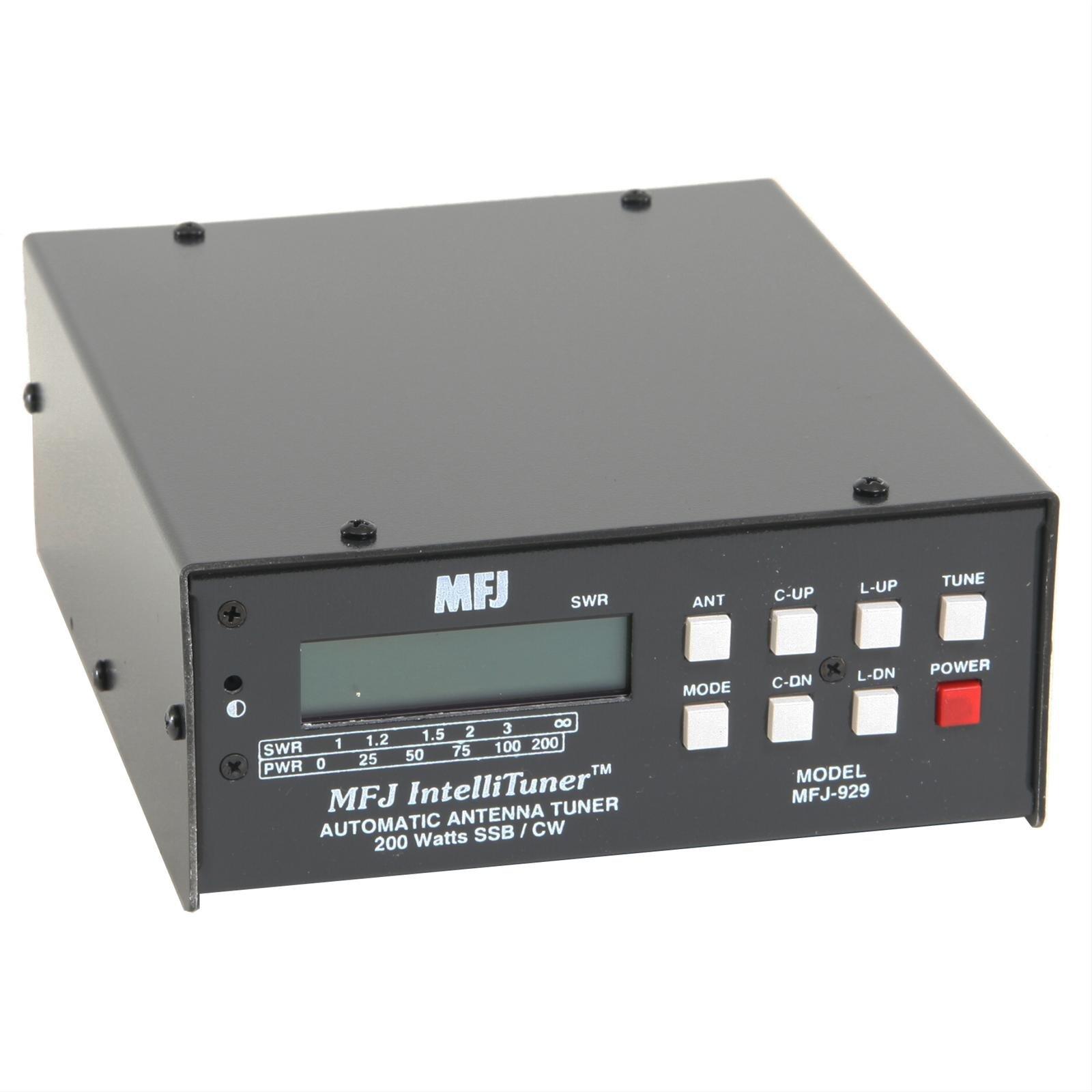 MFJ-929 Auto tuner, 200W by MFJ (Image #1)