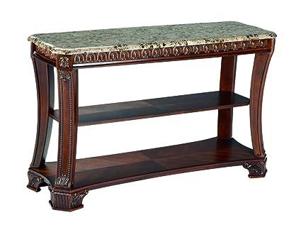 Amazoncom Ashley Furniture Signature Design Ledelle Sofa Table