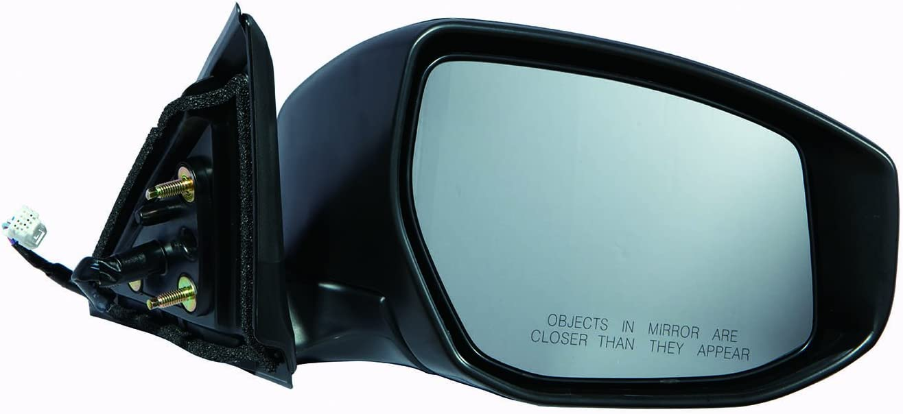 Depo 315-5420L3EBH Nissan Altima Sedan 2.5//3.5L Driver Side Heated Power Mirror with Turn Signal