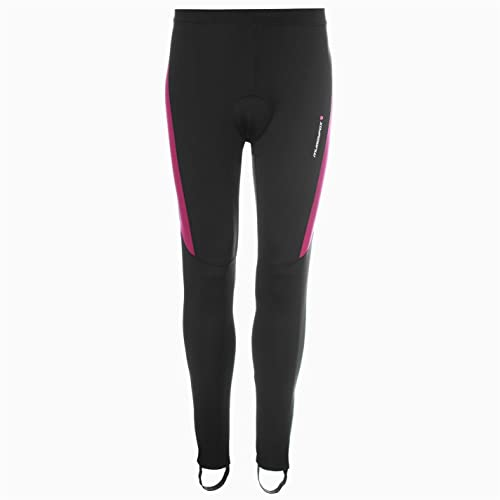 Muddyfox Womens Ladies Cycle Padded Tights Pants Trousers Bottoms Clothing