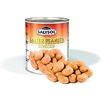 Cacahuetes Salados 60 g Salysol (Pack 10 unidades)