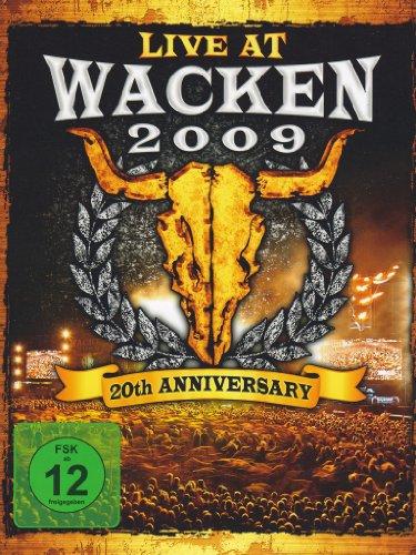Wacken 2009 - Live At Wacken Open Air (Concert Air Open)