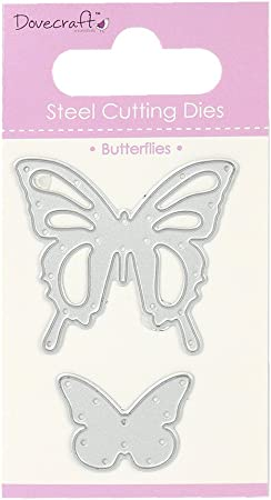 Dovecraft Mini Cutting dies Keys Great for cards and crafts