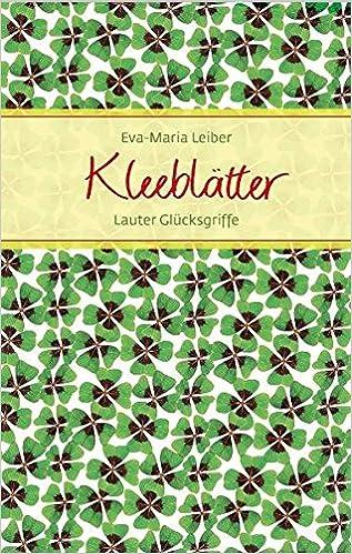 Kleeblätter Lauter Glücksgriffe Eschbacher Präsente Amazon