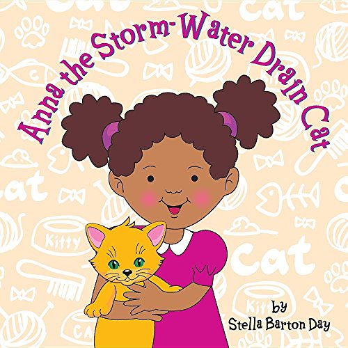 Anna the Storm-Water Drain Cat (Stormwater Drain)