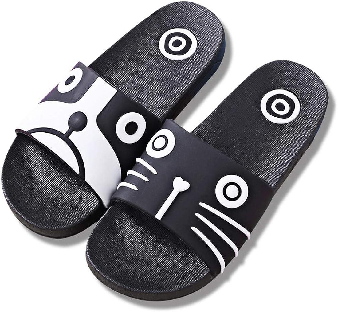 Chaussons Enfants Pantoufles Fille Claquettes Chaussures de Plage Gar/çon Chaussures pour Piscine Antid/érapant Pantoufles de Bain Douche Chaussons Mules Tongs