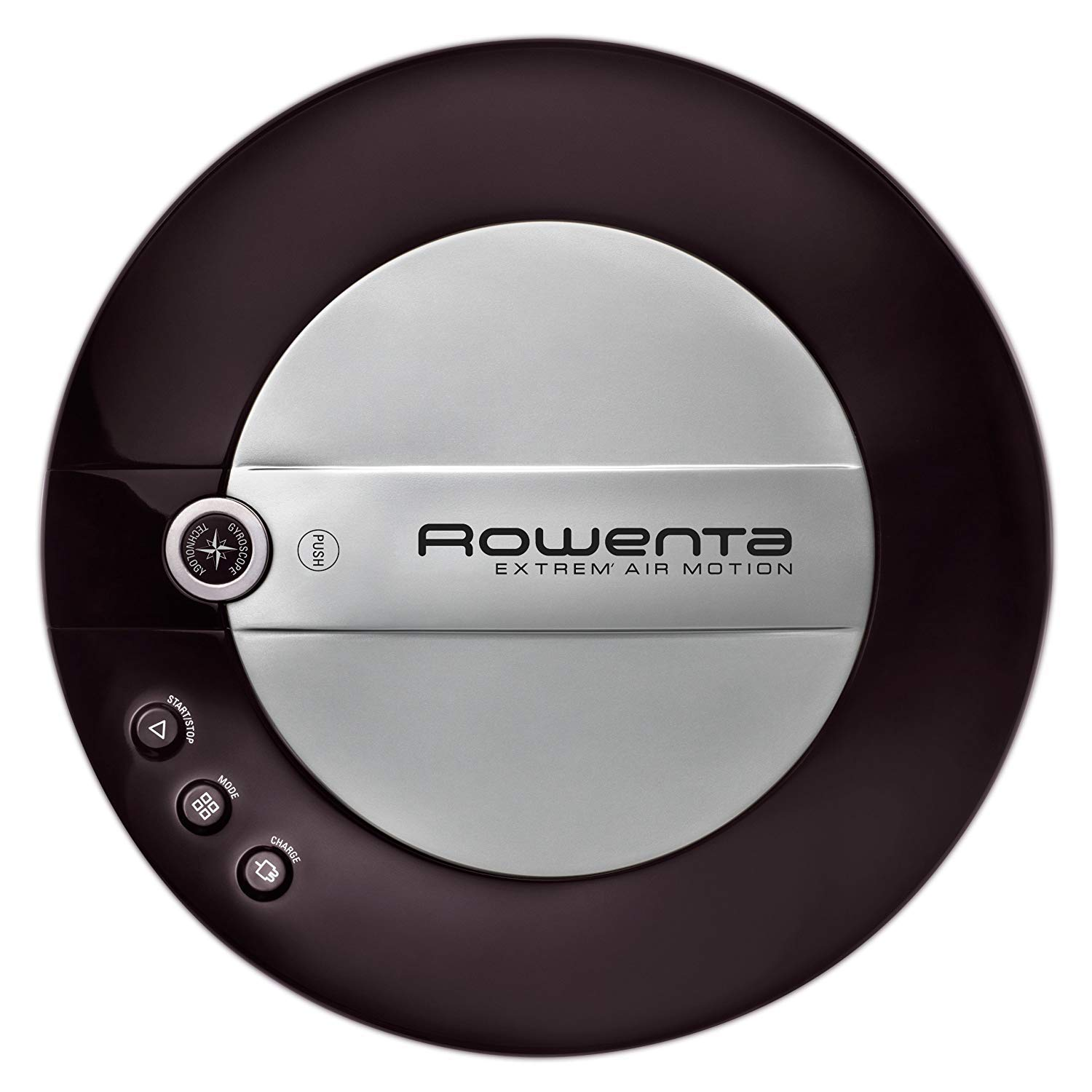 Rowenta Extreme Air Motion Iconic Black - Robot aspirador (flujo de aire 6 l/s), color negro (Reacondicionado Certificado): Amazon.es: Hogar