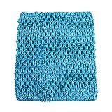 Wholesale Princess 6'' Crochet Tutu Top (Turquoise)