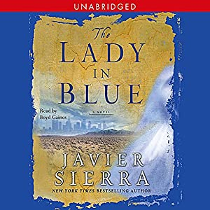 The Lady in Blue Hörbuch