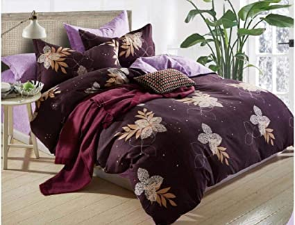 Fitted Bedsheet King Size (3 Pcs Set 1 Engage King Fitted Double Bedsheet with 2 Pillow Covers)