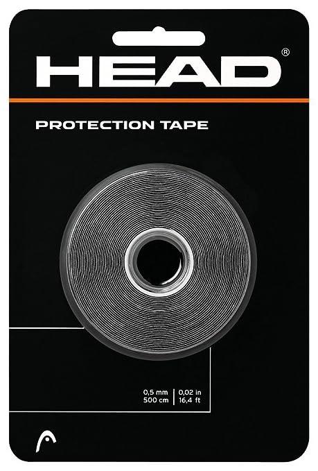 Head New Protection Tape - Cinta protectora, color negro: Amazon.es: Deportes y aire libre