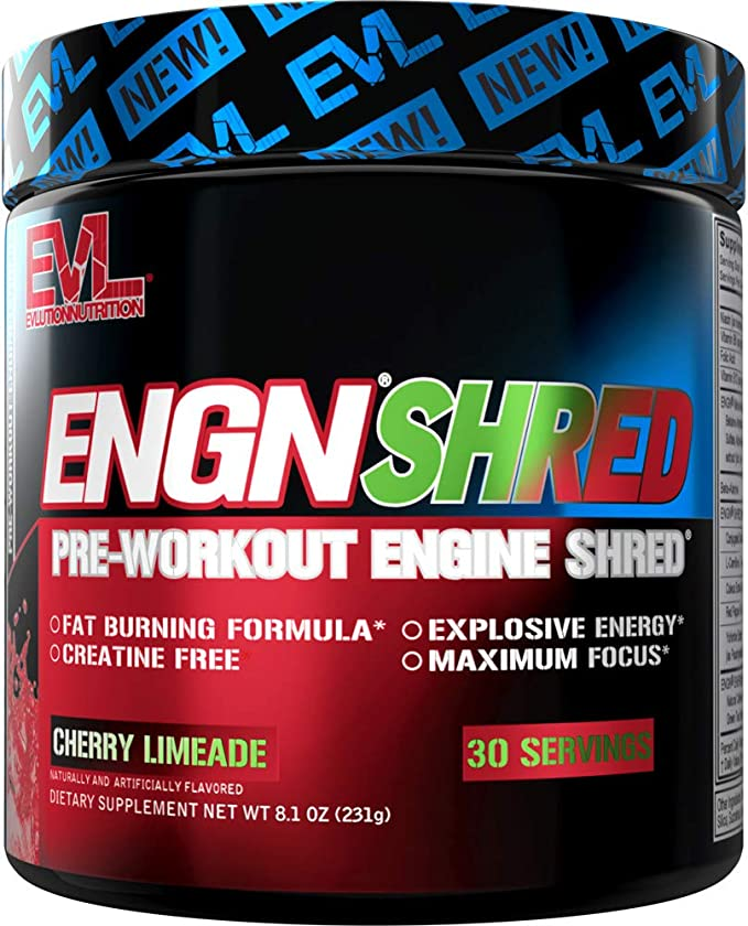 Evlution Nutrition Thermogenic Cherry Limeade Fat Burner