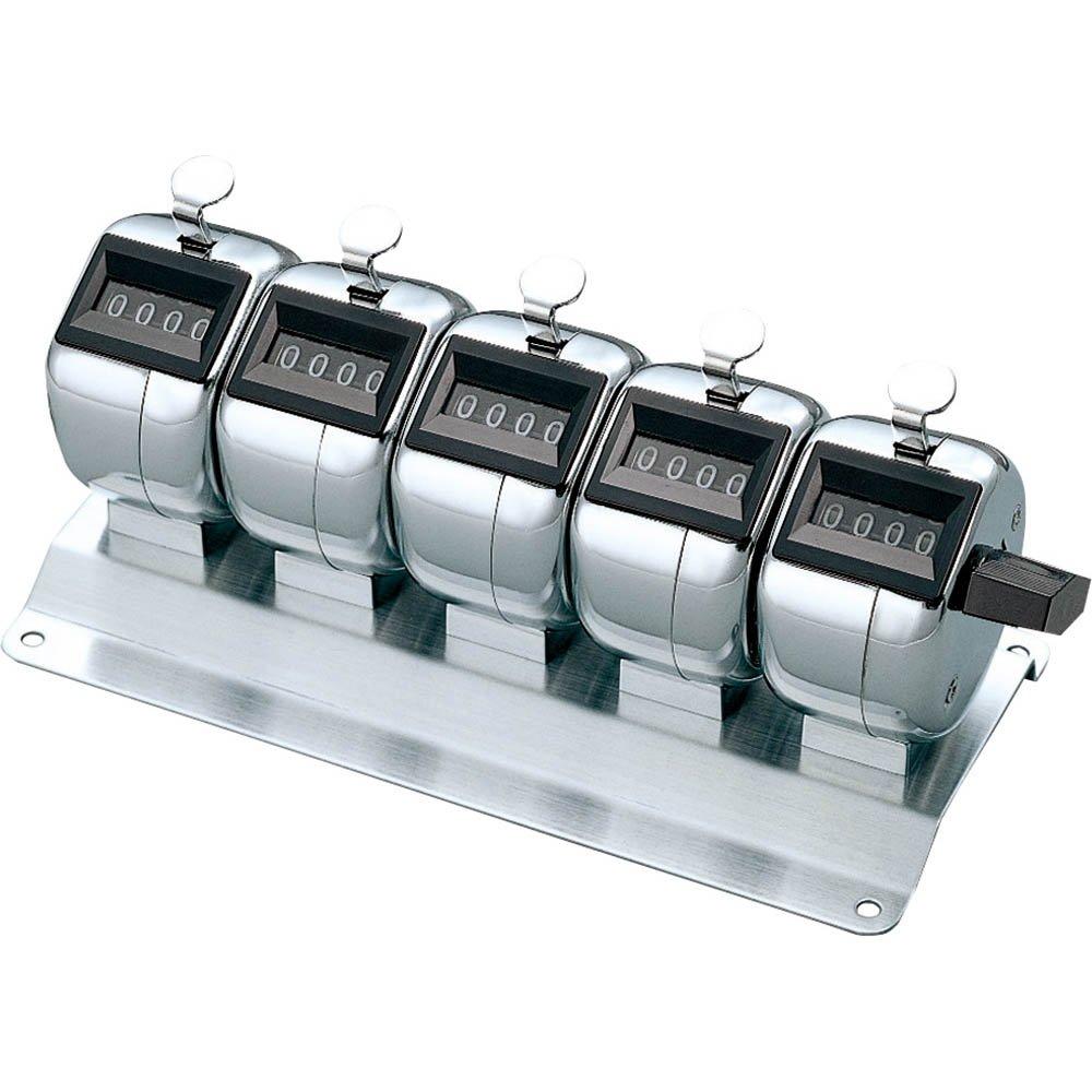 コクヨ 数取器 5連式 CL-205 B0012OPHS8