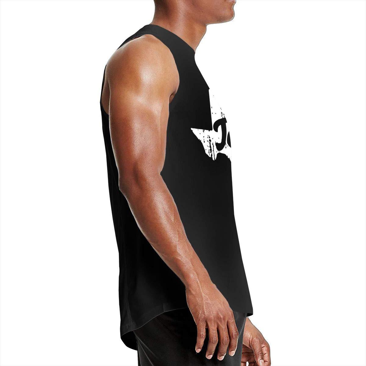 NMG-05 Texas Tejas Mens Soft Lightweight Jersey Vest Underwaist