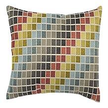 Westex 651865 Tetris Cushion, 20x20-Inch