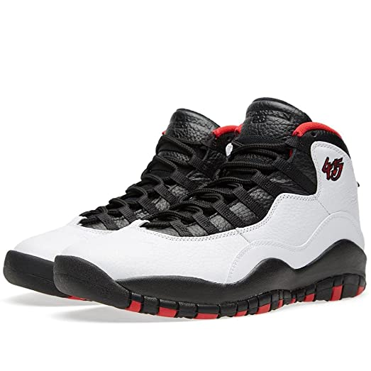 Womens Nike Air Jordan 10 Basketball Shoes Double Nickel