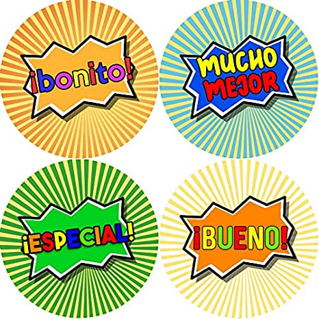 Great Rewards Pack Awesome Stocking Stuffers Gifts for Boys 5-Sheet Teens Girls Creanoso Kids French Reward Stickers Cool Wall Art Table D/écor Superhero Comic