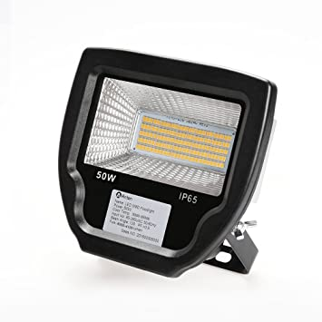 50 Watt Led Fluter Flutlicht Warmweiß 4000lm Wasserdicht Led