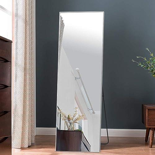 NeuHome Full Length Mirror Wall-Mounted Mirror Floor Mirror