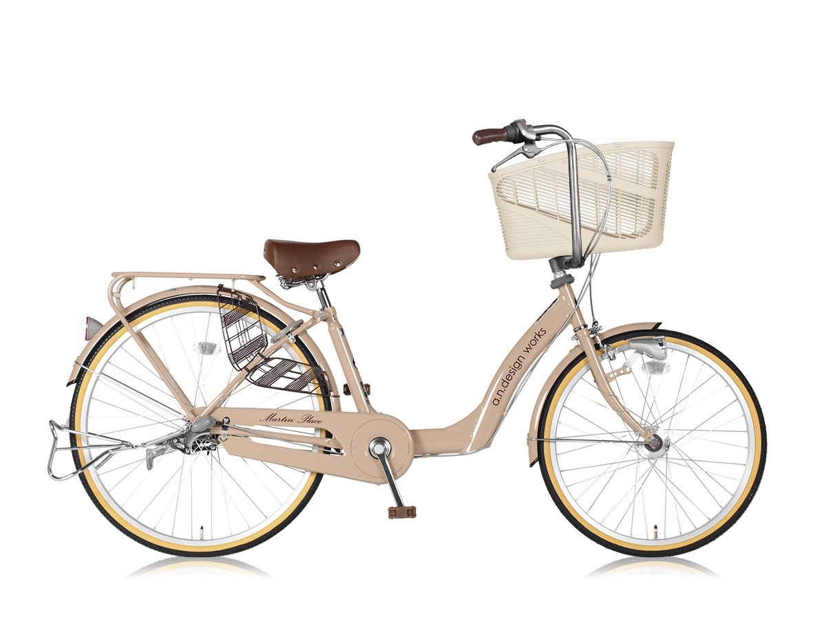 【a.n.design works】 a.n.d mama cargo アンド ママ カーゴ アンド ママ ミルクティー 26インチ 145cm~ B00KPQE3DY SB011 アイボリー SB011 アイボリー
