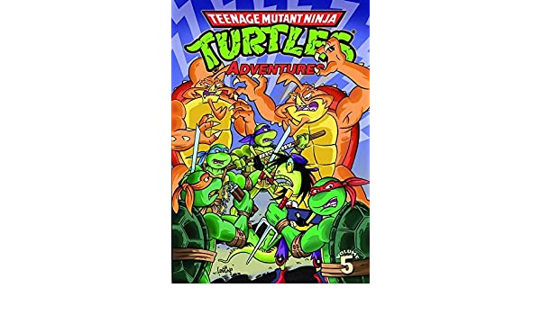 Teenage Mutant Ninja Turtles Adventures Volume 5 by Dean ...