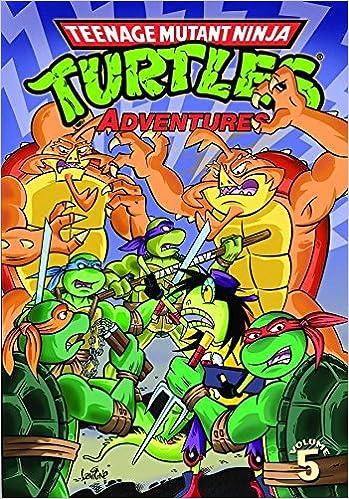 Teenage Mutant Ninja Turtles Adventures Volume 5 by Dean ...