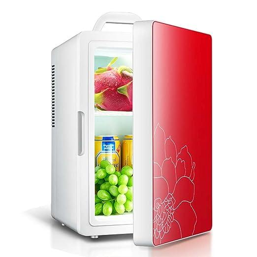 HAIZHEN refrigerador Refrigerador De Coche Azul Rojo 16L ...