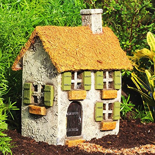 Mini Dollhouse FAIRY GARDEN Accessories - Charles Place Hypertufa - My Garden Miniatures by My New Fairy Miniature Expressions