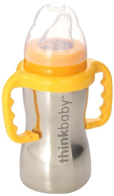 Amazon.com : green sprouts Glass Sip \u0026#39;n Straw Cup, Light Aqua, 4 ...