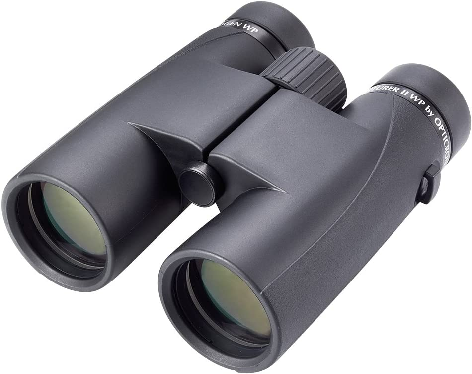 Opticron Adventurer II WP 10 x 42 – Prismáticos, Color Negro