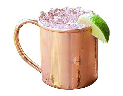 Mules14oz Mug Copper Alchemade Moscow For 100Pure R4A5qL3j