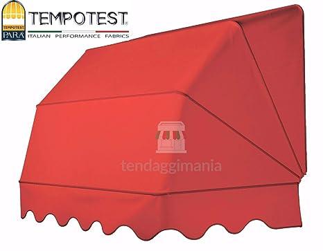 Tende Da Sole.Tendaggimania Tenda Da Sole Modello Cappottina A 4 Raggi Per