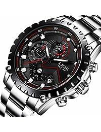 Watch Men Sport Quartz Clock Mens Watches Top Brand...