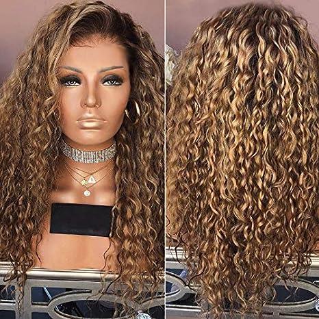 symboat moda femenina de inalámbrico de secador de cabello largo rizado de peluca de damas para el Cosplay de apertura: Amazon.es: Bricolaje y herramientas
