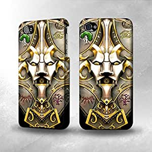 Apple iPhone 4 / 4S Case - The Best 3D Full Wrap iPhone Case - Azunai Shield
