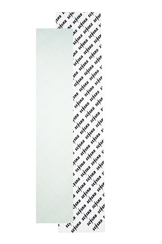 SCSK8 CLEAR Longboard Skateboard Grip tape Sheet 10