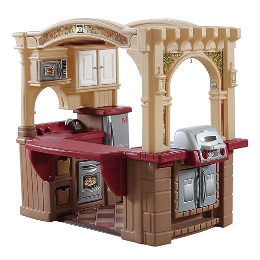 Step 2 - Cocina Kitchen & Grill (ColorBaby 85316): Amazon.es: Juguetes y juegos