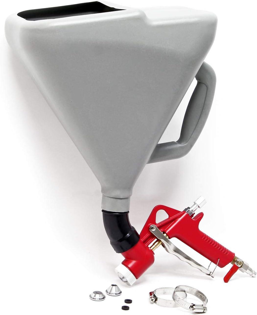 Pulverizador pintura aire comprimido Pistola pulverizar aire a presión Acople compresor Pintura Cal