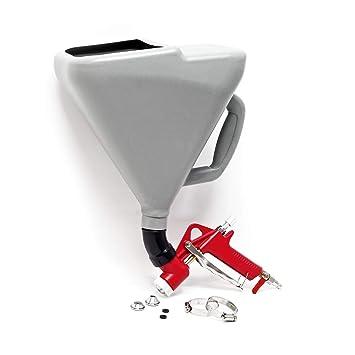 Pulverizador pintura aire comprimido Pistola pulverizar aire a presión Acople compresor Pintura Cal: Amazon.es: Bricolaje y herramientas