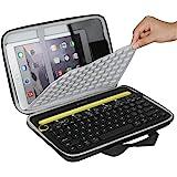 Hermitshell Travel Case Fits Logitech K480 Bluetooth Multi-Device Keyboard