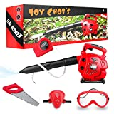 Kids Tool Set, Toy Choi's Power Tools Battery Operated Leaf...