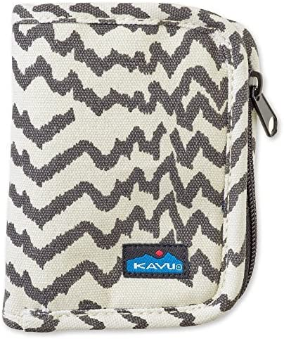 KAVU Zippy Wallet Bi Fold...