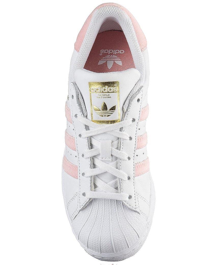 adidas Superstar Foundation J Grade School Big Kids Ac7708 Size 5.5