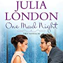 One Mad Night Anthology Audiobook by Julia London Narrated by Kathleen McInerney