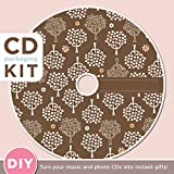 CD Packaging Kit - Candy Orchards: DIY: Turn Your