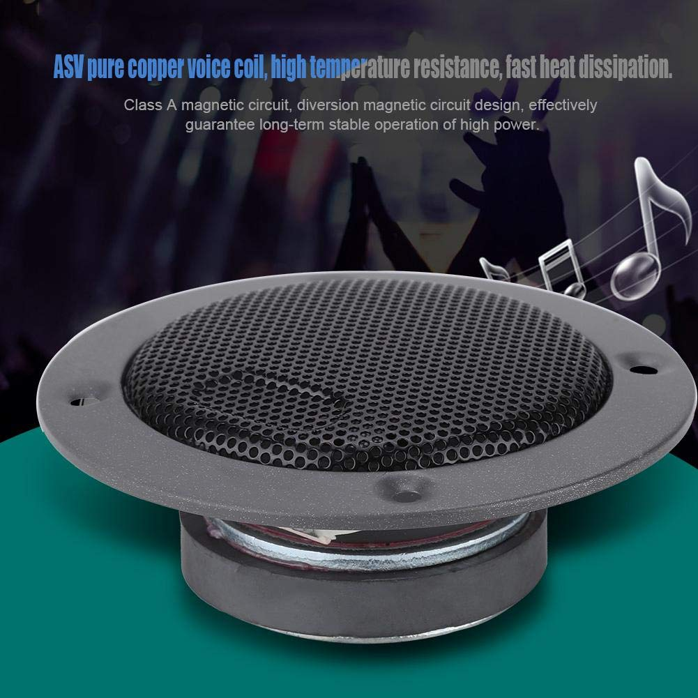 Diversion Magnetic Circuit Design Speaker Accessories 800-1850Hz Frequency Range SG-3T 3inch Tweeter
